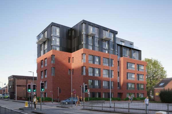 Acorn House Apartment in Basildon Essex: Ocea Commercial to Residential Property Development