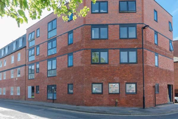 Lance House Ocea Commercial to Residential Property Development