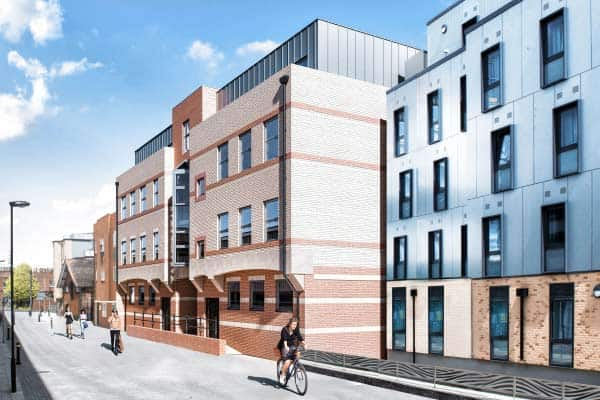 Saxon Gate Ocea Commercial to Residential Property Development