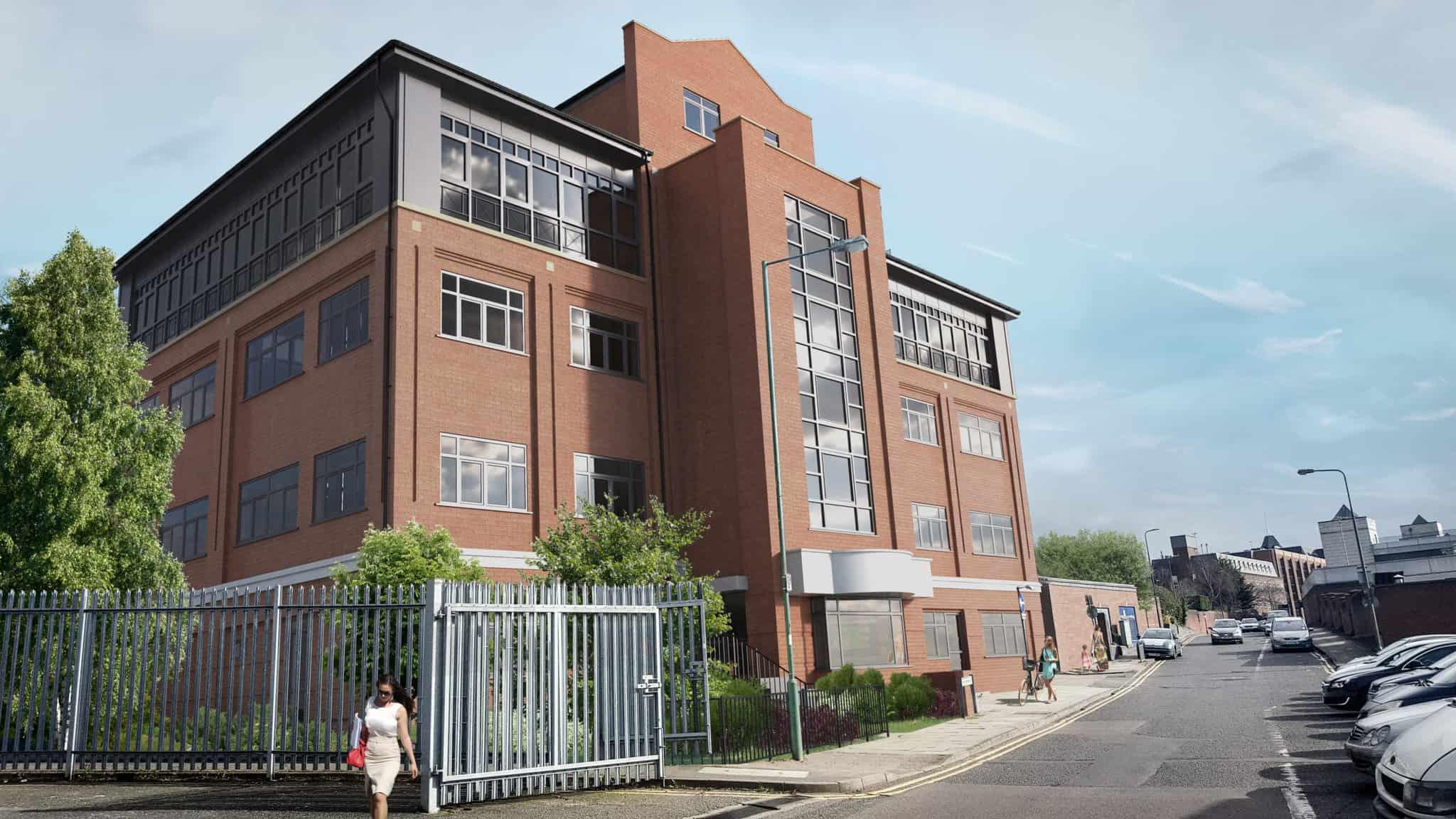 Normandy House Hemel Hempstead: Ocea Commercial to Residential Property Development