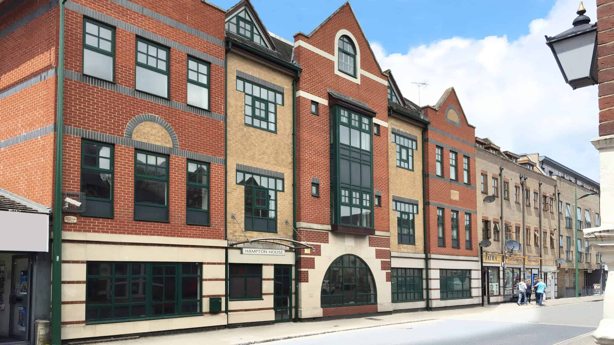 Hampton House Southampton: Ocea Commercial to Residential Property Development